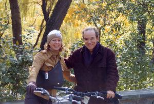 Pilar y Gregorio Marañón